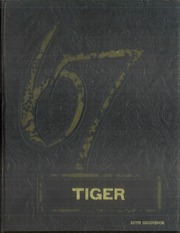 1967 Edition, Colfax High School - Tiger Yearbook (Colfax, IA)