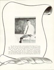Page 7, 1967 Edition, Colfax High School - Tiger Yearbook (Colfax, IA) online yearbook collection