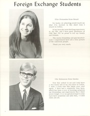 Page 8, 1967 Edition, Colfax High School - Tiger Yearbook (Colfax, IA) online yearbook collection