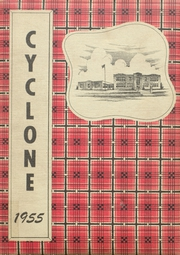 1955 Edition, Denver High School - Cyclone Yearbook (Denver, IA)