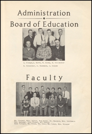 Page 13, 1955 Edition, Denver High School - Cyclone Yearbook (Denver, IA) online yearbook collection