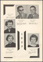 Page 17, 1955 Edition, Denver High School - Cyclone Yearbook (Denver, IA) online yearbook collection