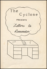 Page 5, 1955 Edition, Denver High School - Cyclone Yearbook (Denver, IA) online yearbook collection
