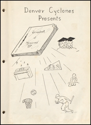 Page 5, 1957 Edition, Denver High School - Cyclone Yearbook (Denver, IA) online yearbook collection