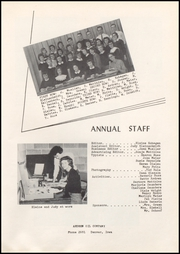 Page 11, 1959 Edition, Denver High School - Cyclone Yearbook (Denver, IA) online yearbook collection