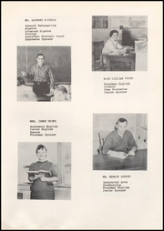 Page 15, 1959 Edition, Denver High School - Cyclone Yearbook (Denver, IA) online yearbook collection