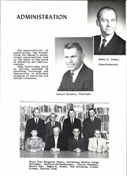 Page 11, 1963 Edition, Denver High School - Cyclone Yearbook (Denver, IA) online yearbook collection