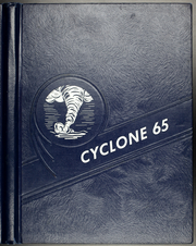 1965 Edition, Denver High School - Cyclone Yearbook (Denver, IA)