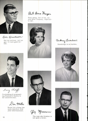 Page 14, 1965 Edition, Denver High School - Cyclone Yearbook (Denver, IA) online yearbook collection