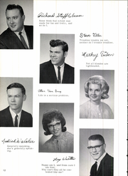 Page 16, 1965 Edition, Denver High School - Cyclone Yearbook (Denver, IA) online yearbook collection
