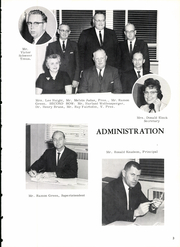 Page 7, 1965 Edition, Denver High School - Cyclone Yearbook (Denver, IA) online yearbook collection