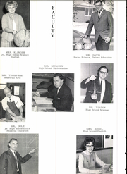 Page 8, 1965 Edition, Denver High School - Cyclone Yearbook (Denver, IA) online yearbook collection