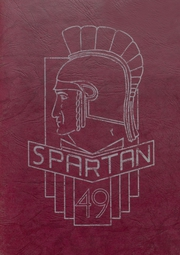 1949 Edition, Grundy Center High School - Spartan Yearbook (Grundy Center, IA)