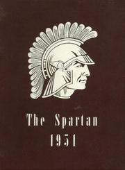 1951 Edition, Grundy Center High School - Spartan Yearbook (Grundy Center, IA)