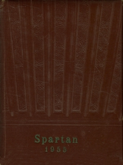 1955 Edition, Grundy Center High School - Spartan Yearbook (Grundy Center, IA)