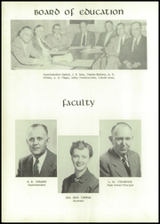 Page 10, 1955 Edition, Grundy Center High School - Spartan Yearbook (Grundy Center, IA) online yearbook collection