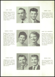 Page 15, 1955 Edition, Grundy Center High School - Spartan Yearbook (Grundy Center, IA) online yearbook collection