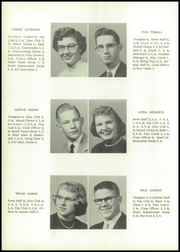 Page 16, 1955 Edition, Grundy Center High School - Spartan Yearbook (Grundy Center, IA) online yearbook collection