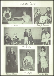Page 45, 1955 Edition, Grundy Center High School - Spartan Yearbook (Grundy Center, IA) online yearbook collection