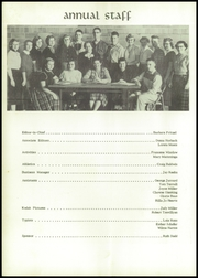 Page 8, 1955 Edition, Grundy Center High School - Spartan Yearbook (Grundy Center, IA) online yearbook collection