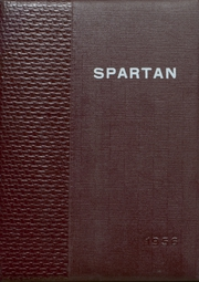 1956 Edition, Grundy Center High School - Spartan Yearbook (Grundy Center, IA)