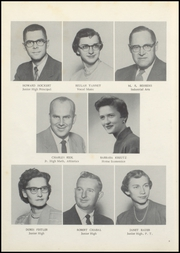 Page 12, 1956 Edition, Grundy Center High School - Spartan Yearbook (Grundy Center, IA) online yearbook collection