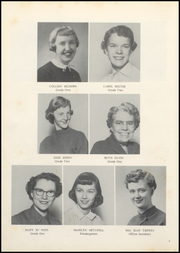 Page 14, 1956 Edition, Grundy Center High School - Spartan Yearbook (Grundy Center, IA) online yearbook collection