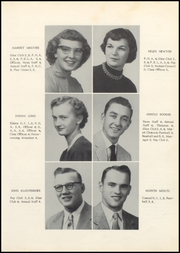 Page 17, 1956 Edition, Grundy Center High School - Spartan Yearbook (Grundy Center, IA) online yearbook collection