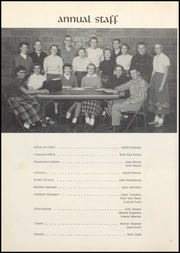 Page 8, 1956 Edition, Grundy Center High School - Spartan Yearbook (Grundy Center, IA) online yearbook collection