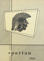 1957 Edition, Grundy Center High School - Spartan Yearbook (Grundy Center, IA)