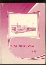 1958 Edition, Grundy Center High School - Spartan Yearbook (Grundy Center, IA)