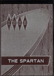 1959 Edition, Grundy Center High School - Spartan Yearbook (Grundy Center, IA)