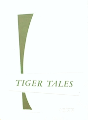 1958 Edition, Guthrie Center High School - Tiger Tales Yearbook (Guthrie Center, IA)
