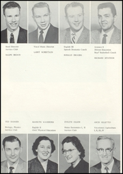 Page 12, 1958 Edition, Guthrie Center High School - Tiger Tales Yearbook (Guthrie Center, IA) online yearbook collection