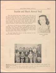 Page 5, 1945 Edition, Alta Community High School - Cyclone Yearbook (Alta, IA) online yearbook collection