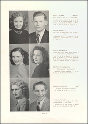 Page 12, 1947 Edition, Alta Community High School - Cyclone Yearbook (Alta, IA) online yearbook collection