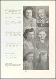 Page 13, 1947 Edition, Alta Community High School - Cyclone Yearbook (Alta, IA) online yearbook collection