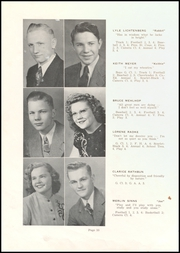 Page 14, 1947 Edition, Alta Community High School - Cyclone Yearbook (Alta, IA) online yearbook collection