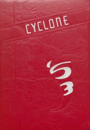 Alta Community High School - Cyclone Yearbook (Alta, IA) online yearbook collection, 1953 Edition, Page 1