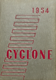 Page 1, 1954 Edition, Alta Community High School - Cyclone Yearbook (Alta, IA) online yearbook collection