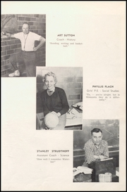 Page 11, 1954 Edition, Alta Community High School - Cyclone Yearbook (Alta, IA) online yearbook collection