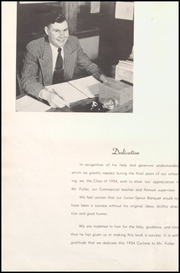 Page 8, 1954 Edition, Alta Community High School - Cyclone Yearbook (Alta, IA) online yearbook collection