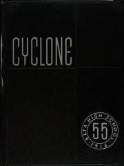 1955 Edition, Alta Community High School - Cyclone Yearbook (Alta, IA)