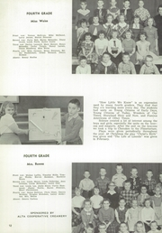 Page 16, 1958 Edition, Alta Community High School - Cyclone Yearbook (Alta, IA) online yearbook collection