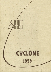 Page 1, 1959 Edition, Alta Community High School - Cyclone Yearbook (Alta, IA) online yearbook collection