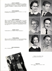 Page 10, 1960 Edition, Alta Community High School - Cyclone Yearbook (Alta, IA) online yearbook collection