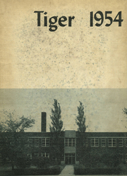 Page 1, 1954 Edition, New London High School - Tiger Yearbook (New London, IA) online yearbook collection