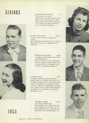 Page 13, 1954 Edition, New London High School - Tiger Yearbook (New London, IA) online yearbook collection