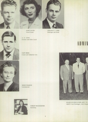 Page 8, 1954 Edition, New London High School - Tiger Yearbook (New London, IA) online yearbook collection