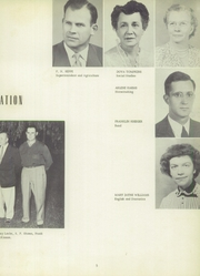 Page 9, 1954 Edition, New London High School - Tiger Yearbook (New London, IA) online yearbook collection